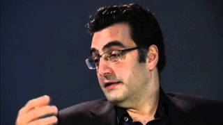Diversity Conversation: Maziar Bahari
