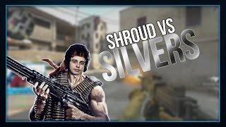 Video SHROUD VS SILVER [MATCHMAKING] MP3, 3GP, MP4, WEBM, AVI, FLV Maret 2019