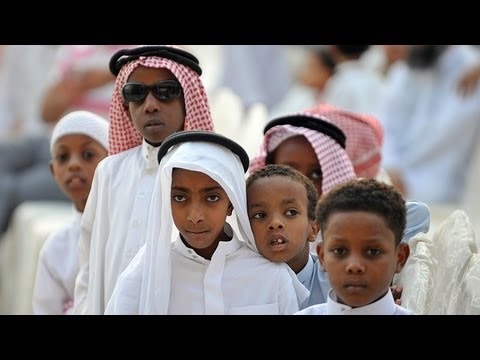 Saudi Arabia's Demographic Challenge 