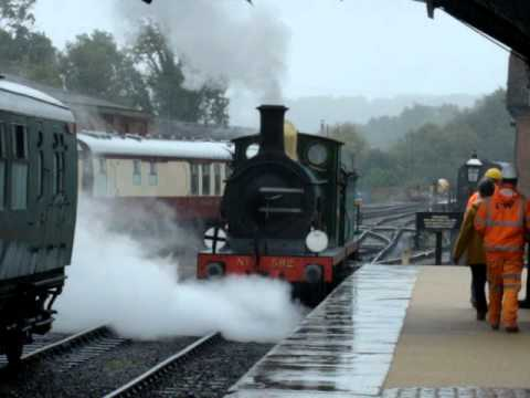 592 Starting up for the day,6/9/11 (видео)