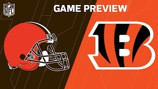 Browns vs. Bengals (Week 7 Preview) | Around the NFL Podcast by NFL