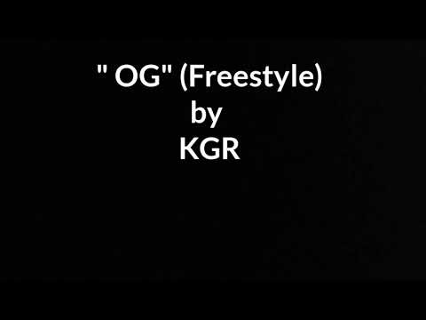 ORIGINAL GANGSTER (FREESTYLE)