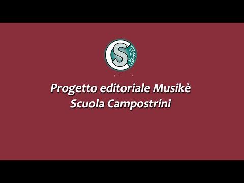 Progetto editoriale Musikè