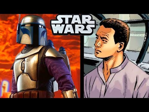 What Jango Fett Did In His FREE TIME!!CANON - Star Wars Comics Explained