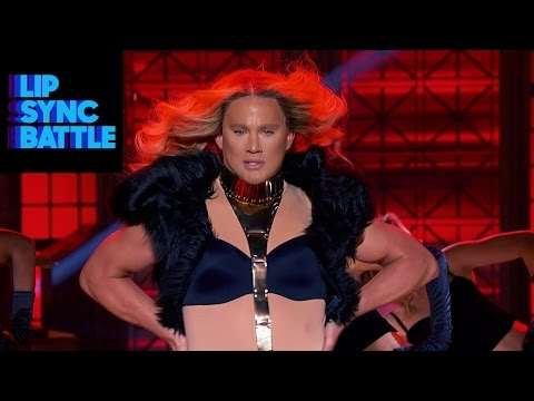 Beyoncé 'Lip Sync Battle' Performance With Channing Tatum...