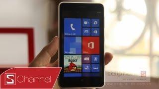 Schannel -Đánh giá chi tiết màn hình, camera, hiệu năng....Nokia Lumia 625 - CellphoneS