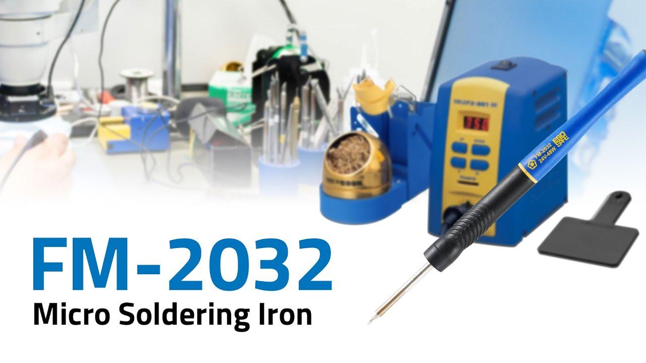 FM-2032 Micro Soldering Iron