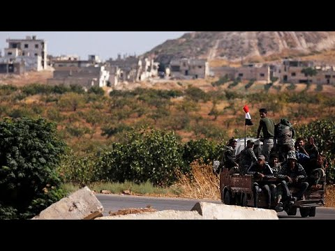 Ισραηλινές δυνάμεις έπληξαν στόχους στην Συρία