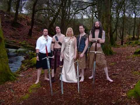 Cruachan - Celtica (Voice of Morrigan) online metal music video by CRUACHAN