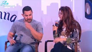 Video Akshay and Aamir making fun of Twinkle Khanna MP3, 3GP, MP4, WEBM, AVI, FLV Januari 2018
