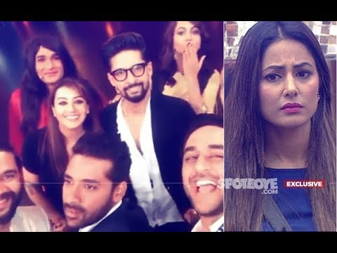 FAILURE EFFECT? Hina Khan Refuses To Shoot For Entertainment Ki Raat With Bigg Boss 11 Contestants