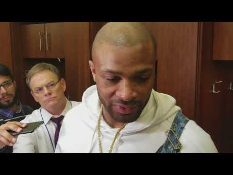 PJ Tucker after Rockets loss to Lakers
