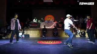 Oriental Heroez vs Popbong & Zinwon – SOUL COMBO VOL.3 POPPING Semi Final