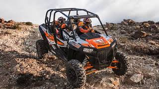 4. 2018 Polaris® RZR XP® 4 Turbo EPS Velocity Blue UTV for Sale in Oklahoma City, OK