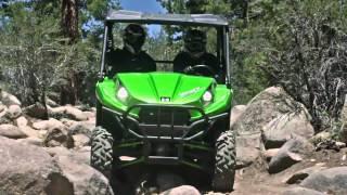 8. The All New 2014 Kawasaki Teryx Commercial: