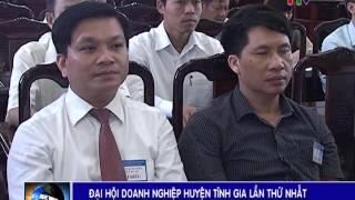 Đại hội Hội doanh nghiệp huyện Tĩnh gia lần thứ 1 nhiệm kỳ 2016 – 2021
