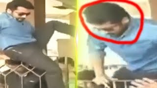 Video Suriya Jumps Over the Gate | Fans Go Crazy | Thaanaa Serndha Koottam | TK 809 MP3, 3GP, MP4, WEBM, AVI, FLV Januari 2018