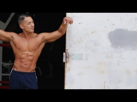 Mike chang how to get a six pack fast