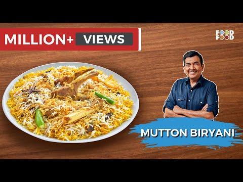 Mutton Biryaani - Sanjeev Kapoor's Kitchen