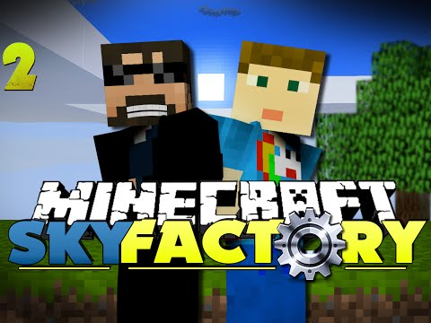2. - WATCH AS SSUNDEE AND CRAINER CONTINUE WITHTHE ACHIEVEMENTS IN SKYFACTORY AND THEN GET A DISGUSTING SURPRISE!! WHAT THE HECK IS GOING ON HERE?! LOL, Thanks for watching! I appreciate the support...