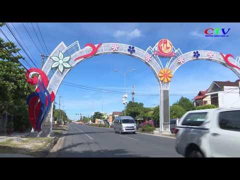 Xây dựng thị trấn Cam Lộ trở thành đô thị loại IV