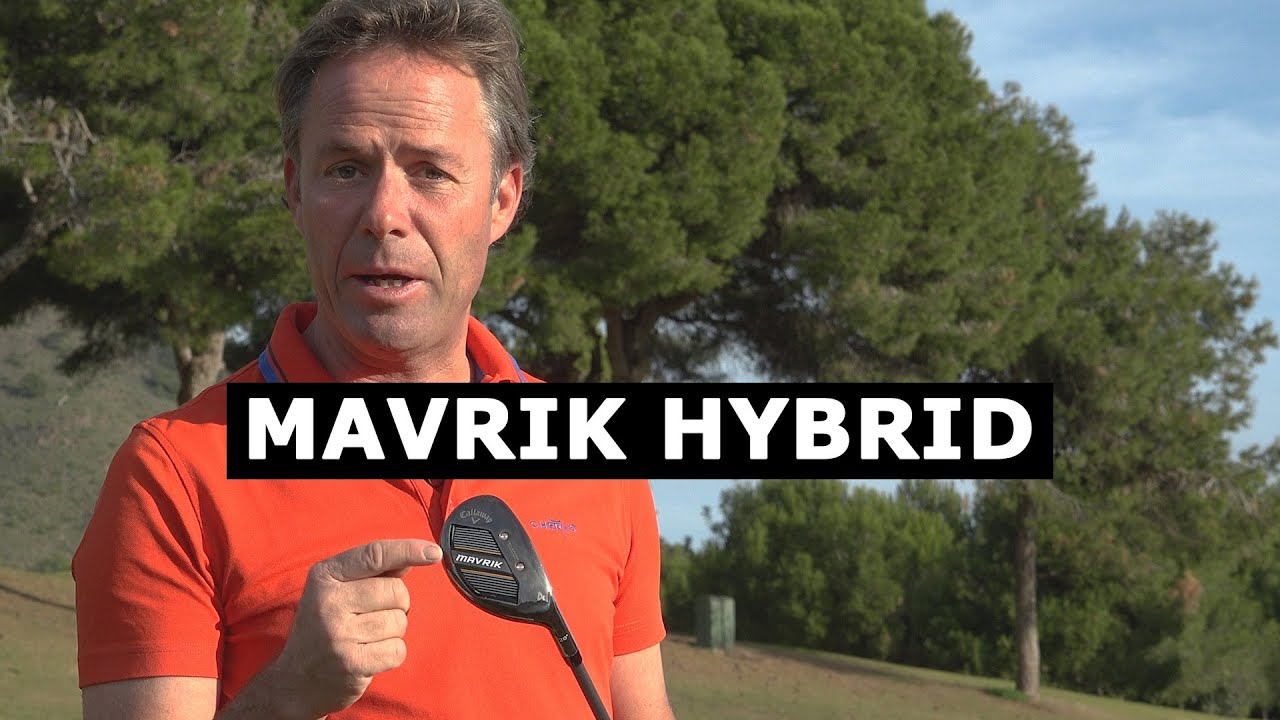 This is the 2020 Callaway MAVRIK HYBRID - FULL REVIEW