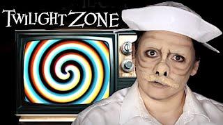TWILIGHT ZONE NO CHANGE DOCTOR MAKEUP! by Kat Sketch