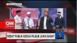 Video Dikritik Soal Citarum, Deddy: Itu Urusan Pemerintah Pusat | Debat Publik Kedua Pilgub Jabar (5/6) MP3, 3GP, MP4, WEBM, AVI, FLV Juli 2018