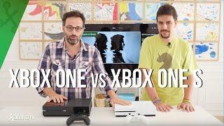 Xbox One vs Xbox One S, ¿merece la pena el cambio?