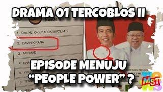 "Video Drama Terbaru: Surat Suara Terc(o)blos Jilid II, Episode Menuju ""People Power""? MP3, 3GP, MP4, WEBM, AVI, FLV April 2019"