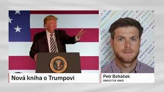 Trumpovi poradci mu schovávali dokumenty, aby je nemohl podepsat, píše v nové knize novinář
