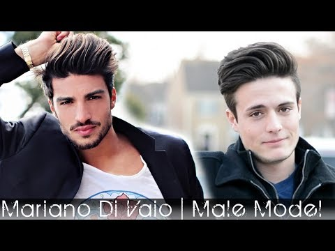 model - Male Model hair 2014 | Mariano Di Vaio mens hair Hair products online - http://www.SlikhaarShop.com Follow Slikhaar at - https://www.facebook.com/SlikhaarTVGroup Free member signup: http://eepurl....