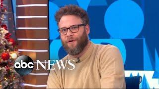 Video 'The Disaster Artist' actor Seth Rogen calls co-star James Franco's methods 'bizarre' MP3, 3GP, MP4, WEBM, AVI, FLV Juli 2018