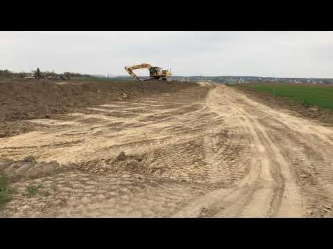 Wideo1: Budowa łącznika obwodnicy Gostynia