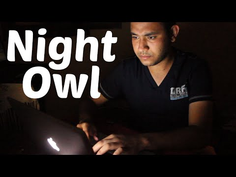 15 Things Only Night Owls Can Understand