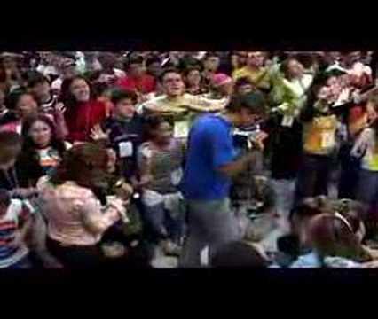 Ministração em florianopolis - 2005 - Nivea Soares
