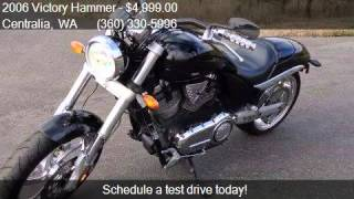 7. 2006 Victory Hammer  for sale in Centralia, WA 98531 at Stat