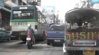 Samut Prakan Thailand  city photos gallery : Drive Around Samut Prakan Town