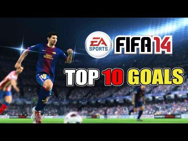 FIFA 17 TOP 10 BEST GOALS FT RABONA - YouTube