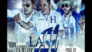 Cancion Oficial De La Seleccion De Honduras - La H - Tavy