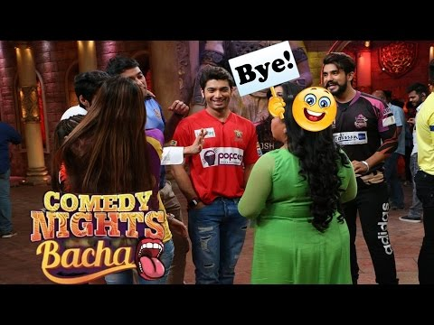 Comedy Nights Bachao | Kasam Tere Pyaar Ki Actor S