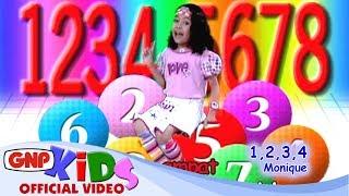 Download lagu 1234 Satu Dua Tiga Empat Monique Mp3