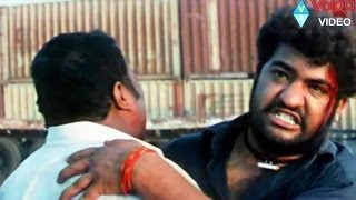 Jr NTR take revenge on Mani..Best action fight