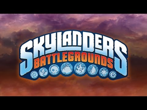 Skylanders Battlegrounds Trailer