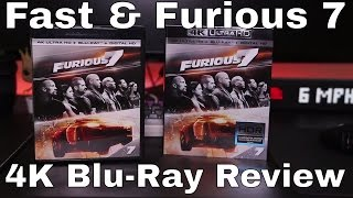 Nonton Fast & Furious 7 4K UHD Blu-Ray Review Film Subtitle Indonesia Streaming Movie Download