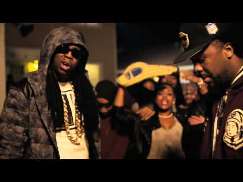IAMSU! & 2 Chainz & Sage The Gemini - Only That Real  (2014)