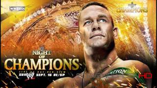 WWE 2012 : Night Of Champions 2nd Theme Song :-
