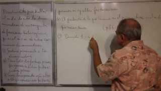 Algebra Intermedia - Lección 28 - B (suma Y Resta De Fracciones Algebraicas Heterogéneas)