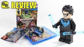 Nonton Lego Dc Justice League Blu Ray Exclusive Nightwing Polybag 30606 Review Film Subtitle Indonesia Streaming Movie Download