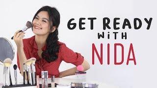 Video Get Ready With Me: Nida | Mizzu x Armando Caruso One Brand Makeup Tutorial MP3, 3GP, MP4, WEBM, AVI, FLV November 2018